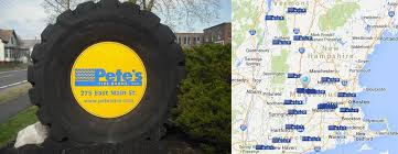 Tire Sales and Service in New England
