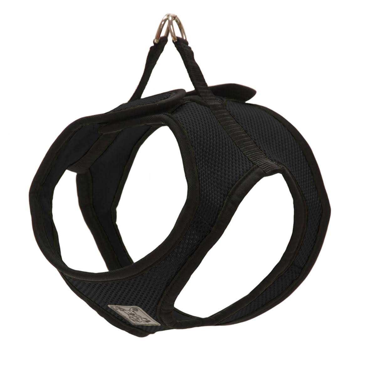 RC Pet Products Step-In Cirque Dog Harness - Black - Medium