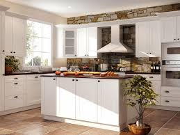 Kitchen White Rectangle Rustic Wooden Us Cabinet Stained Design For Solid Wood Cabinets