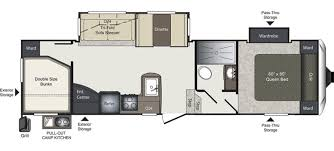 5th Wheels With 2 Bedrooms by Keystone Laredo Rvs For Sale Camping World Rv Sales