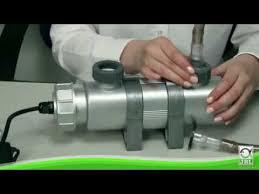 Uvc Lampe 9 Watt by Jbl Aquacristal Uv C 5 36w Youtube