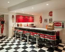 Fantastic Cool Kitchen Decor And Best 20 50s Style Kitchens Ideas On Home Design
