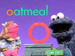 Sesame Street Letter O