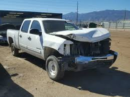 1GCHK23K27F566674 | 2007 WHITE CHEVROLET SILVERADO On Sale In CO ...
