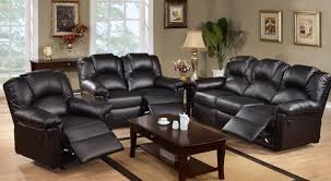 Darrin Leather Reclining Sofa With Console by Sofa Sofa Extraordinary Reclining Sofa Sets Ideas Power