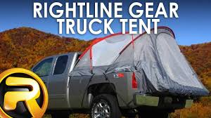 Rightline Gear Truck Tent - YouTube