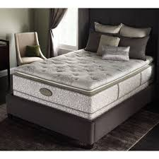 Sleepys Bed Frames by Simmons Beautyrest Legend Luxury Plush Super Pillow Top Mattress