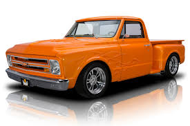 136138 1968 Chevrolet C10 RK Motors Classic Cars For Sale 1968 Chevy C10 Pickup Truck Hot Rod Network Chevrolet Malibu Classics For Sale On Autotrader Gmc East Haven New Vehicles Dave Mcdermott C60 Dump Truck Item I4697 Sold December 20 Silverado 2500hd Reviews Chevy 4x4 A Photo Flickriver Classiccarscom Cc10120 Panel 68 Pro Touring Cc1109295 Hemmings Find Of The Day K10 Daily
