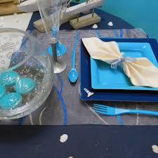 décoration bord de mer déco de table de salle arts créatifs
