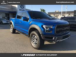 100 Used Box Trucks For Sale By Owner PreOwned 2017 D F150 Raptor 4WD SuperCrew 55 Truck At