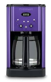 Cuisinart DCC 1200MPUR Brew Central 12 Cup Programmable Coffeemaker Metallic Purple B009KWJ8WU