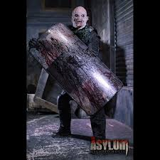 the asylum 13th floor haunted house primitive fear and undead