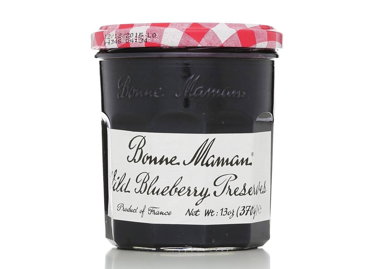 Bonne Maman Wild Blueberry Preserves - 13oz