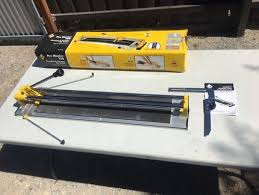 Montolit Tile Cutter Australia by Sigma Tile Cutter Hand Tools Gumtree Australia Knox Area