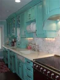 Dont Want My Kitchen To Feel Like Im Inside Of A Tiffanys Aqua