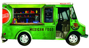 100 Green Food Truck Who Made That The New York Times