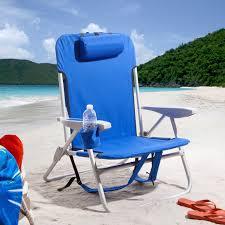 Canopy Beach Chairs At Bjs by Rio Pacific Blue Hi Boy Beach Chair Hayneedle
