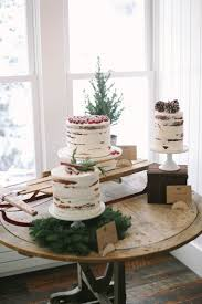 45 Of The Best Festive Themed Wedding Cakes