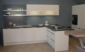 häcker musterküche l küche lack magnolia 308 cm x 188 cm und