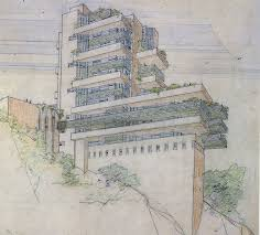 100 Frank Lloyd Wright Sketches For Sale Drawings That You Enjoyed This Series