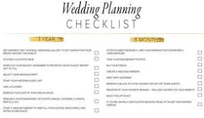 Free Wedding Checklist From Junebug Weddings