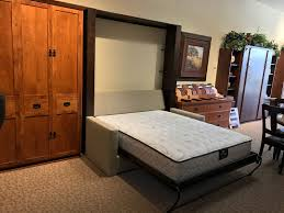 Murphy Bed Office Desk Combo by Chino Hills California Wall Beds And Murphy Beds Wilding Wallbeds