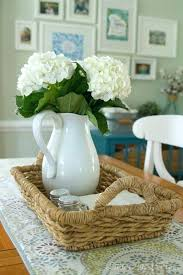 Centerpieces For Kitchen Tables Dining Room Table Pictures