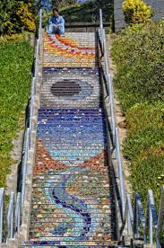 16th Ave Tiled Steps Project by 137 Best Tiling Stairs Images On Pinterest Stairs Tiling And