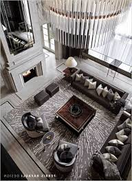 die wichtigsten features luxus wohnzimmer interieur