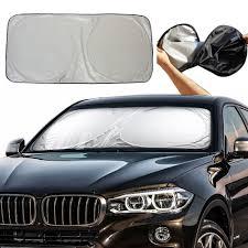 100 Truck Windshield Visor Foldable Front Window Sun SUV Sun Protector