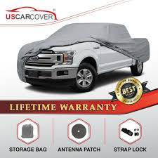 100 Compact Pickup Trucks CSC 5 Layer Truck Full Cover For Toyota Tacoma 2016