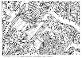 Colouring Books Help Reduce Stress For Adults