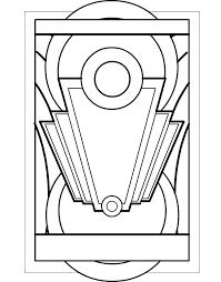 100 Art Deco Shape Clipart Free Clip Images 26581 Clipartimagecom