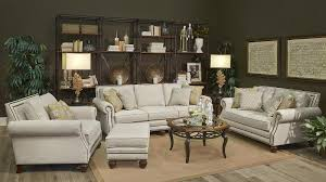 White Living Set By Katyfurniture With Area Rug And Cool Table For Room Decoration Ideas