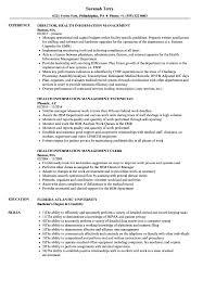 Health Information Management Resume Samples