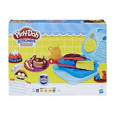 Play Doh Kitchen Creations Breakfast Bakery