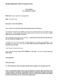 19+ Job Application Letter Examples - PDF | Examples General Cover Letter Template Best For 14 Generic Cover Letter Employment Auterive31com 19 Job Application Examples Pdf Sheet Resume Generic Sample 10 Examples Of General Letters Jobs Samples Maintenance Technician Example For Curriculum Vitae Writing A Sample Resume Address New