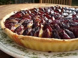 dessert aux quetsches recette recette de tarte aux quetsches alsacienne la recette facile