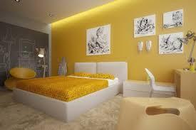 gelbe farbgestaltung im schlafzimmer 24 fotos archzine net
