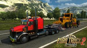 Euro Truck Simulator 2: Sunday Trucking #33 - Kenworth T800 + ... Lowboy Trailers By Globe Lowbed Trucks 2 Various Lowbed Cfigurations Hauling 164th White Agco Semi With 4175 4wd On Lowboy Trailer Truck Stuck Isuzu Giga Fvz Moving Sany Excavator And Ertl Diecast Mack Ultra Tractor Flatbed Vintage Lowboy Trailers For Sale Whosale Buy Reliable Motsports Underbed Ingenuity Shipped To Your Door Tri Green Sterling Lowboy Truck In Flora Peterbilt Custom 379 Heavy Haul Matchin Low Boys Eager Beaver For Sale N Magazine 3d Trailer Polys Turbosquid 1165519
