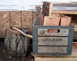 Milkcrate Digest Wooden