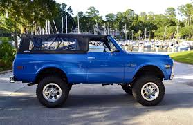 100 Blazer Truck Pick Of The Day Is Firstgeneration Chevrolet