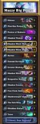 Warlock Deck Hearthstone August 2017 by Dreamhack Denver 2017 Hearthstone Grand Prix Decks Results And