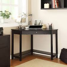 Black Computer Desk At Walmart by Furniture Small Black Computer Corner Desk Ideas Black Corner