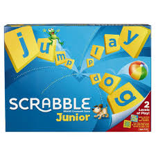 Scrabble Tile Value Calculator by Scrabble Junior Board Game The Warehouse