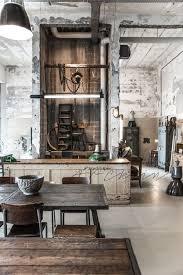 30 industrial style interior designs cuded industrial
