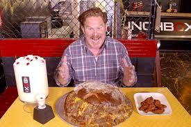 Halloween Wars Season 4 Host by New Man V Food Host Casey Webb Interview Food Challenges Bravo