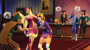 Sims Freeplay Halloween by The Sims 4 Spooky Stuff Sims Community