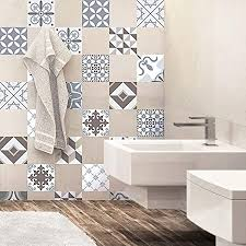 ambiance live 24 aufkleber fliesen sticker selbstklebend fliesen mosaik fliesen wandtattoo badezimmer und küche fliesen kleber portugiesisch