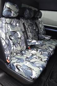 100 Camo Bench Seat Covers For Trucks Toyota Proace 2016 Crew Cab Rear Tailored Cover